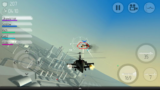 C.H.A.O.S v4.2.3 [ENG][Android] (2011)