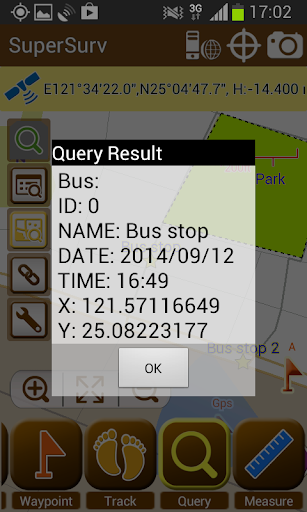 SuperSurv Lite --GIS App  screenshots 3
