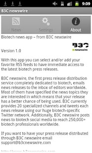 B3C newswire- screenshot thumbnail