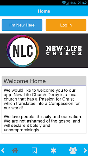 New Life Church Derby