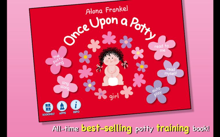 Once Upon a Potty: Girl Screenshot