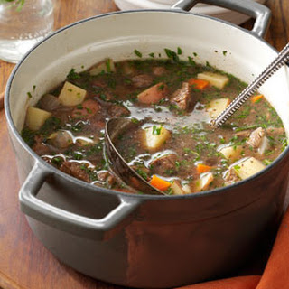 Steak 'N' Vegetable Soup