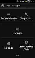 Screenshot of Tejo+