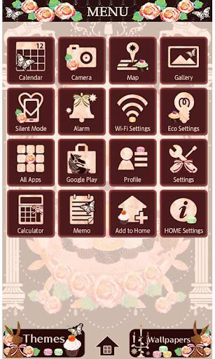 Sweet carousel Wallpaper Theme 1.4 Windows u7528 2