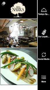 Bistro Narra - Mississauga Ont- screenshot thumbnail