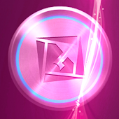 TSF SHELL Launcher Pink Theme