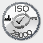ISO 28000 Audit icon