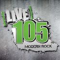 LIVE 105 icon