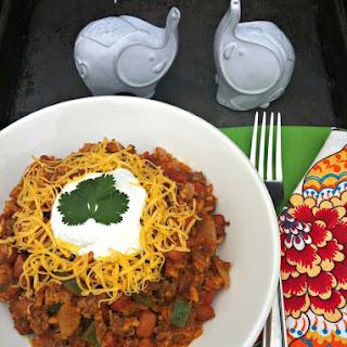 Spanish Rice Skillet Recipe