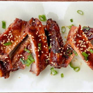 TAKEOUT STYLE CHINESE SPARE RIBS (TAKE 2).
