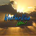 WeatherView Elite logo