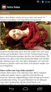 Yoga Nidra Lite- screenshot thumbnail