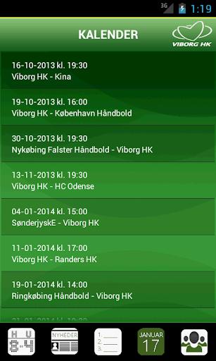 【免費運動App】Viborg HK-APP點子