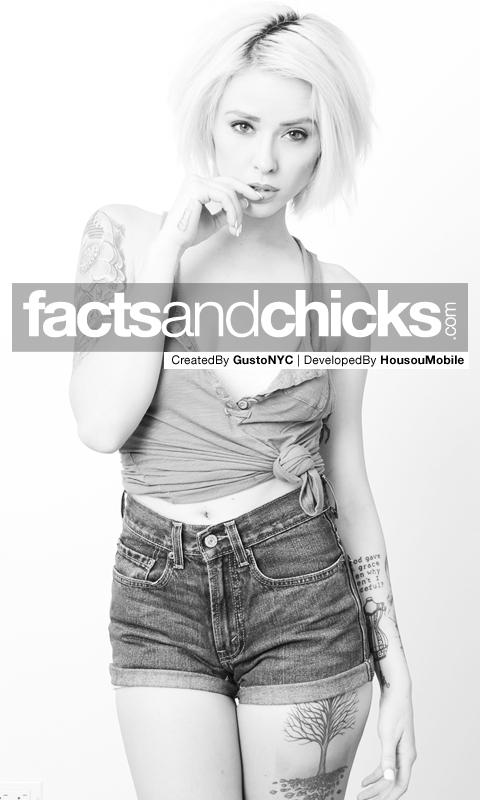 Facts and Chicks- screenshot