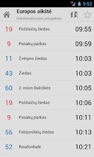 Busai Vilnius - náhled
