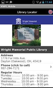 Wright Memorial Public Library- screenshot thumbnail