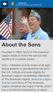 Sons of The American Legion - screenshot thumbnail