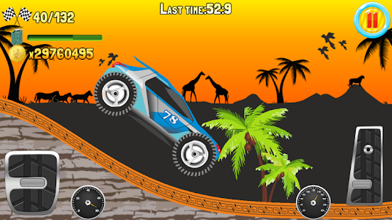Hill Climb Truck Race screenshot 10