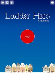 Ladder Hero: Christmas- screenshot thumbnail