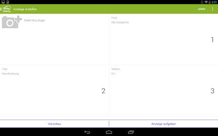 eBay Kleinanzeigen for Germany Screenshot 18