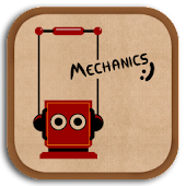 Mechanical GO LauncherEX Theme