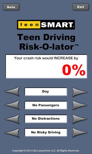 Teen Driving Risk-O-lator Apk Download 1