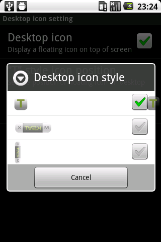 Smart Task Switcher - screenshot
