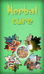 Herbal Cure screenshot for Android
