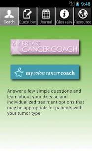 Cancer Coach