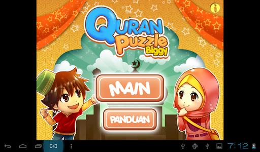 Puzzle Quran Biggy