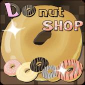 ร้านโดนัท Donut shop