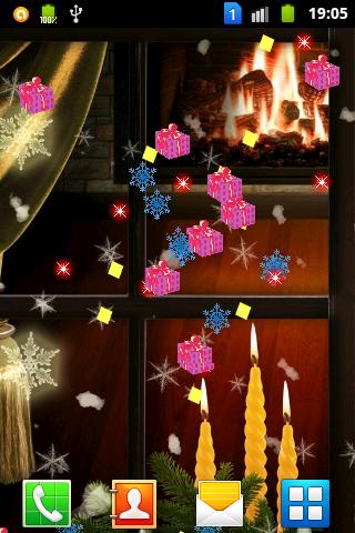 Christmas Spirit LiveWallpaper