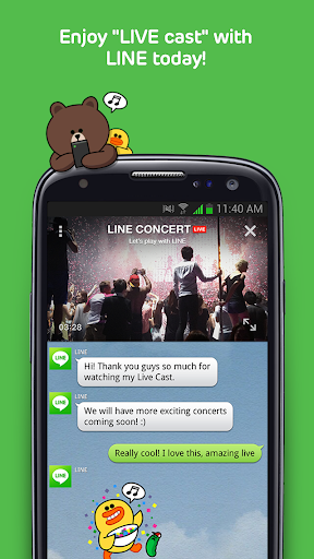 LINE Live Player Apk Download Free for PC, smart TV