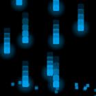 Pixel Rain Live Wallpaper icon