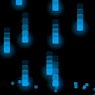 Установить  Pixel Rain Live Wallpaper