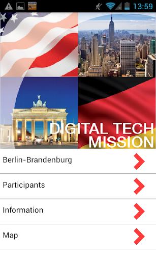 Berlin - New York Digital Tech