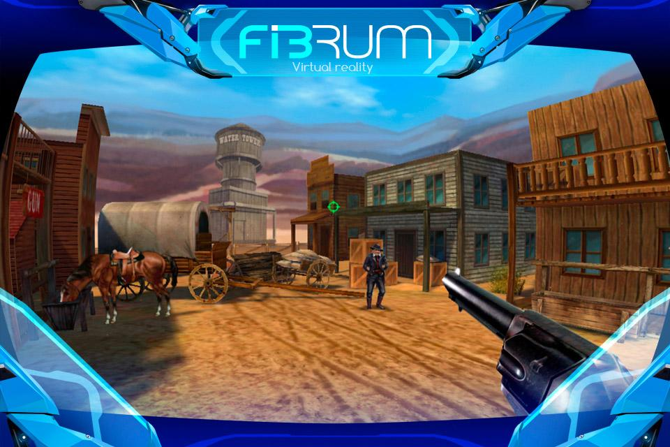 Western VR Shooter- screenshot