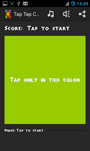 Tap Tap Color