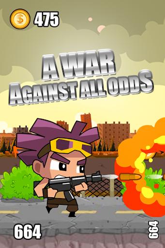 戦争ゲーム - 兵士シューティング