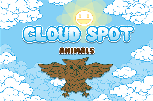 Cloud Animals Puzzle for Kids