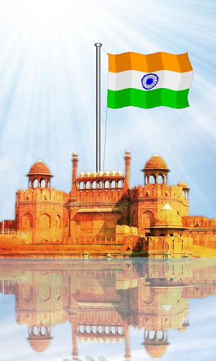 Red Fort Live Wallpaper