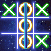 Tic Tac Toe LightGlow