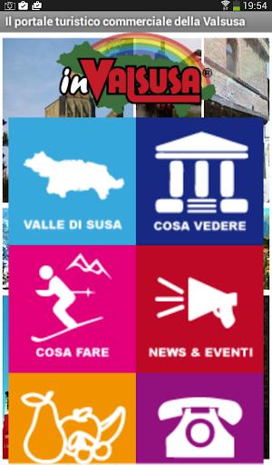 Invalsusa - Valle Susa Turismo