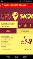 Screenshot of GPS Skol