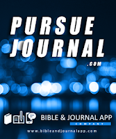 Screenshot of Pursue Journal and Bible