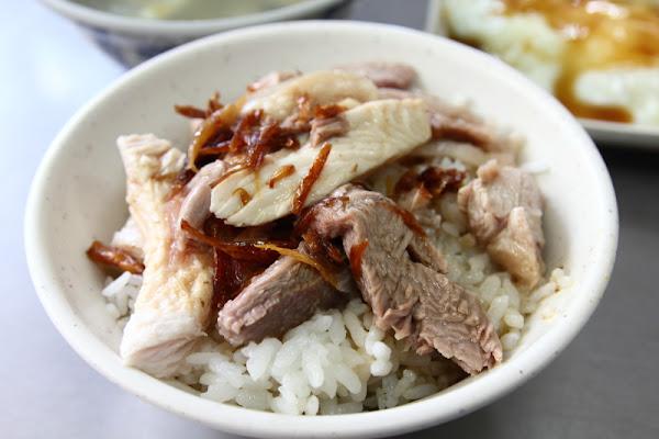 [食記] 嘉義 垂楊路無名火雞肉飯