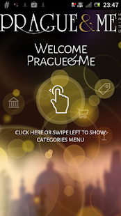 Prague&Me tourist guide- screenshot thumbnail