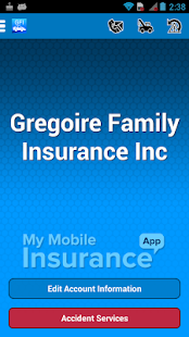 Gregoire Family Insurance- screenshot thumbnail