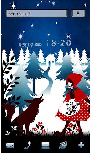 Cute Theme-Red Riding Hood- 1.1 Windows u7528 1