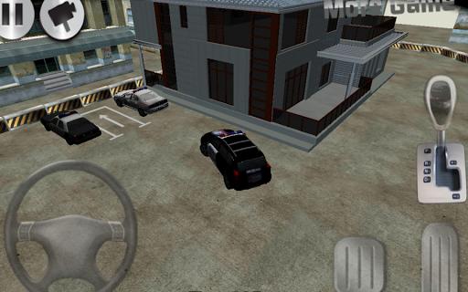 3D Police Car Parking 1.4 screenshots 1